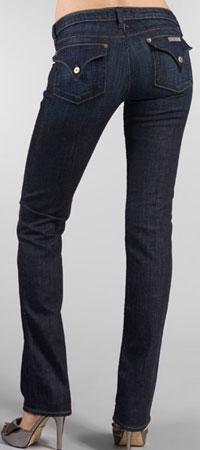Hudson women's jean