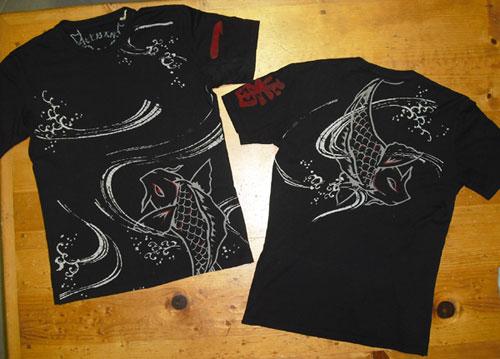 Ichiban Koi Fish Graphic Tee