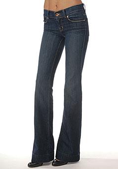 719 heartbreaker by J Brand jeans in dark vintage