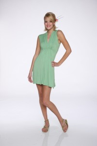 Sharon dress, by vfish