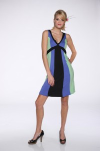 Brooke dress, by vfish