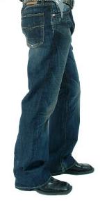 Cowboy Karma Flex jean by Agave