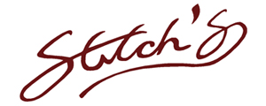 Stitch's jeans logo